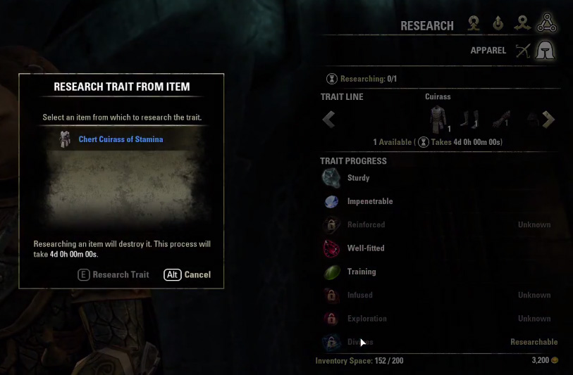 Eso Crafting Resources