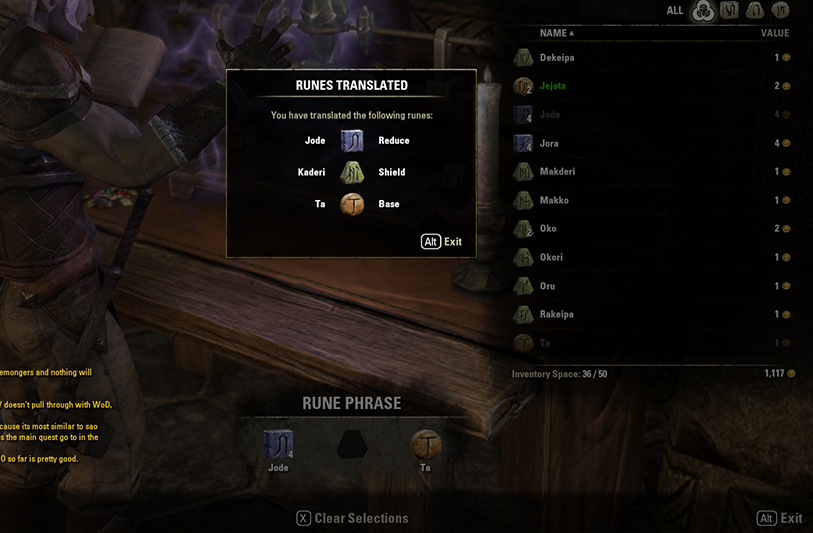 how to make furniture crafting table eso