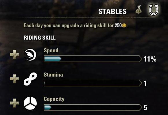 Riding Skill