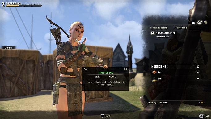 Cooking eso provisioning guide effects forumfinder Choice Image