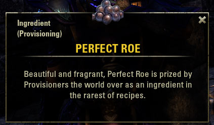 Perfect Roe