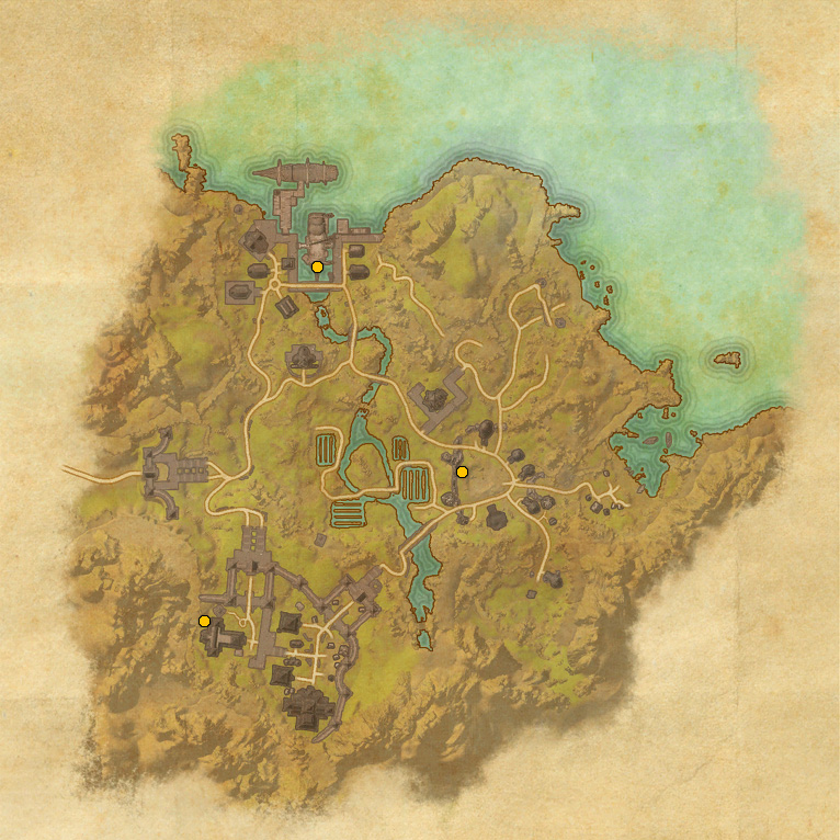 Bal Foyen Skyshards Locations