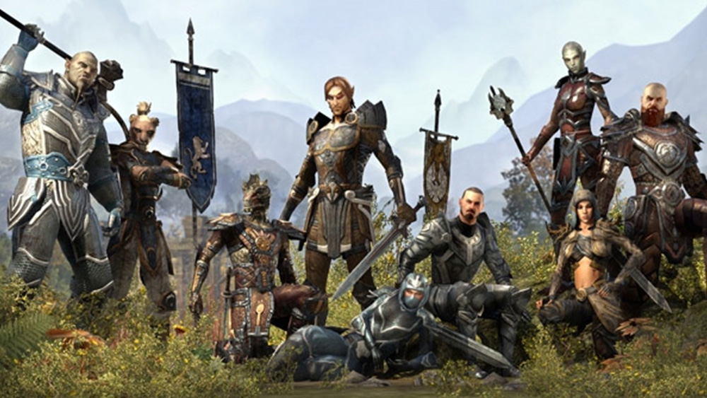 ESO - How to pick a class?